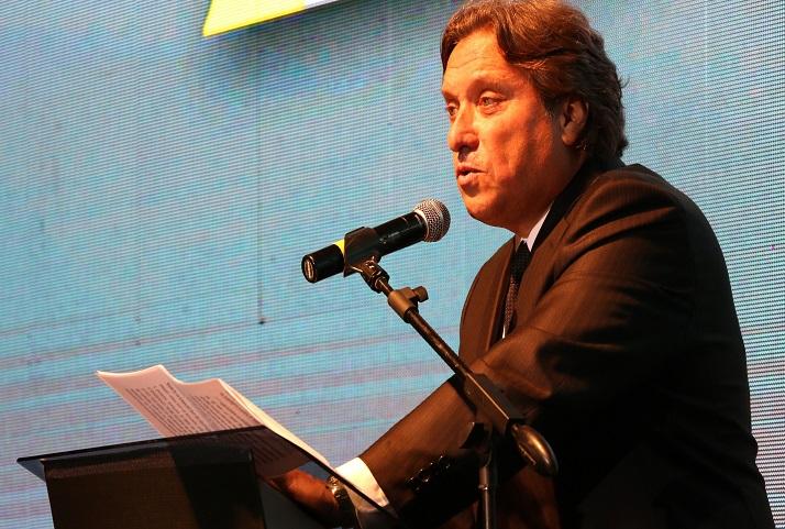 Discurso del Ing. Fernando Castillo | Speech by Ing. Fernando Castillo.