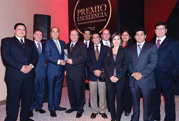 Premio a la excelencia de Rimac | Excellence Award Rimac