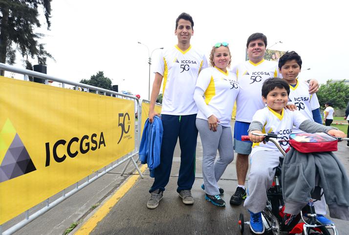 Carrera ICCGSA | ICCGSA Race