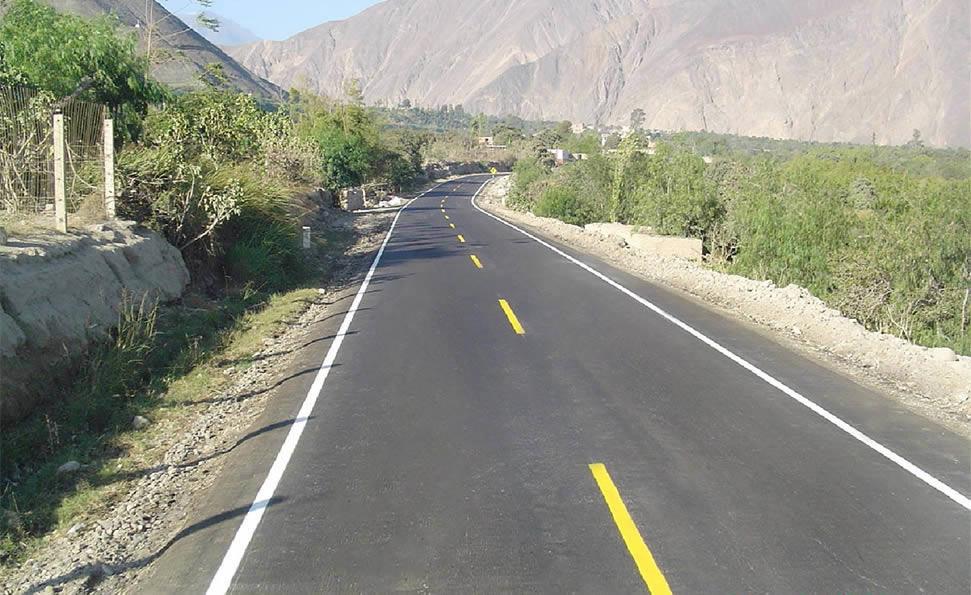 ICCGSA gana buena pro para la gestión y mantenimiento del corredor vial Cañete-Lunahuaná – Dv. Pampas
