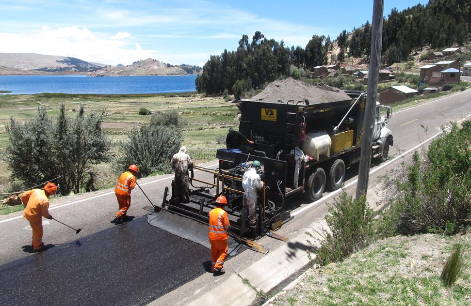 Anuncian cierre de tránsito vehicular por mantenimiento periódico del corredor vial Juliaca – Tilali y Putina – Sandia - Alto Azata
