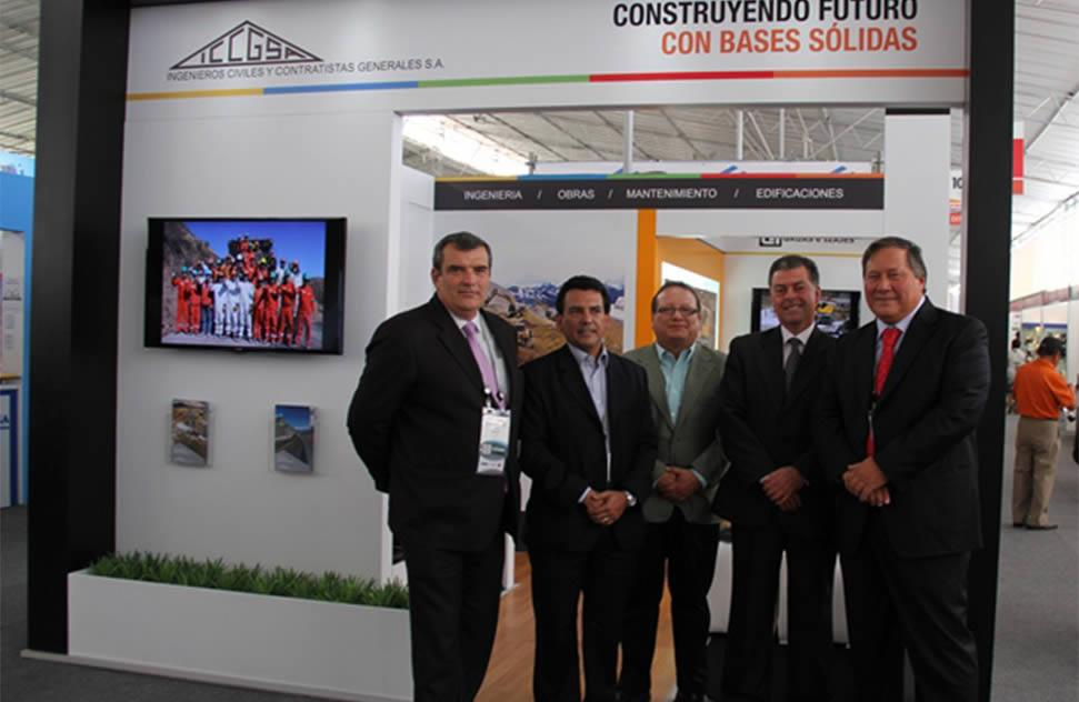 ICCGSA announces its participation in the PERUMIN mining fair