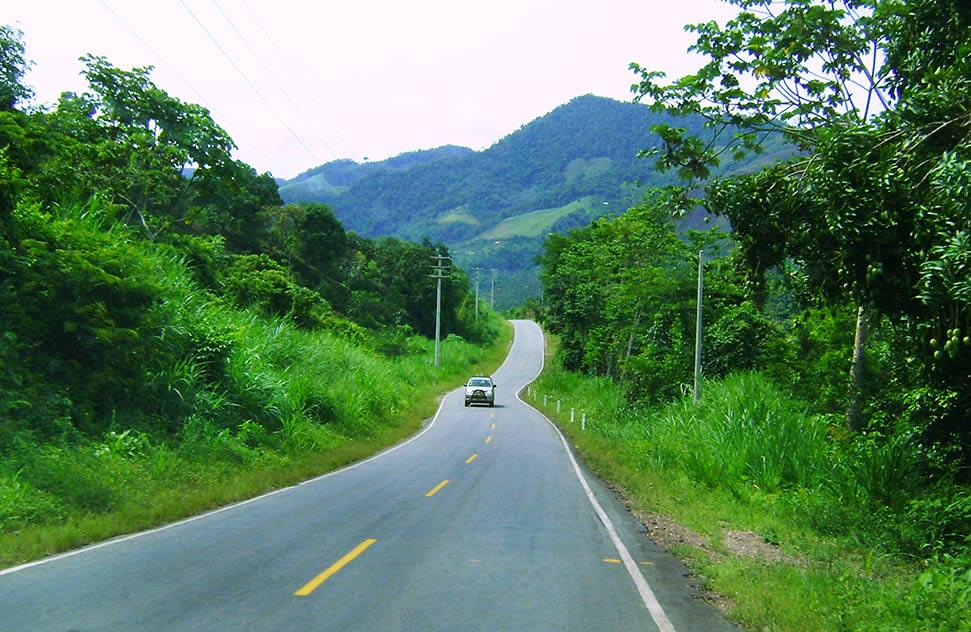 ICCGSA was awarded a construction contract for the improvement of the Satipo - Puerto Ocopa Highway