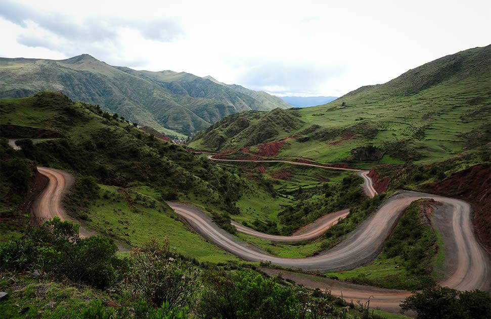 Improving trafficability in Cusco
