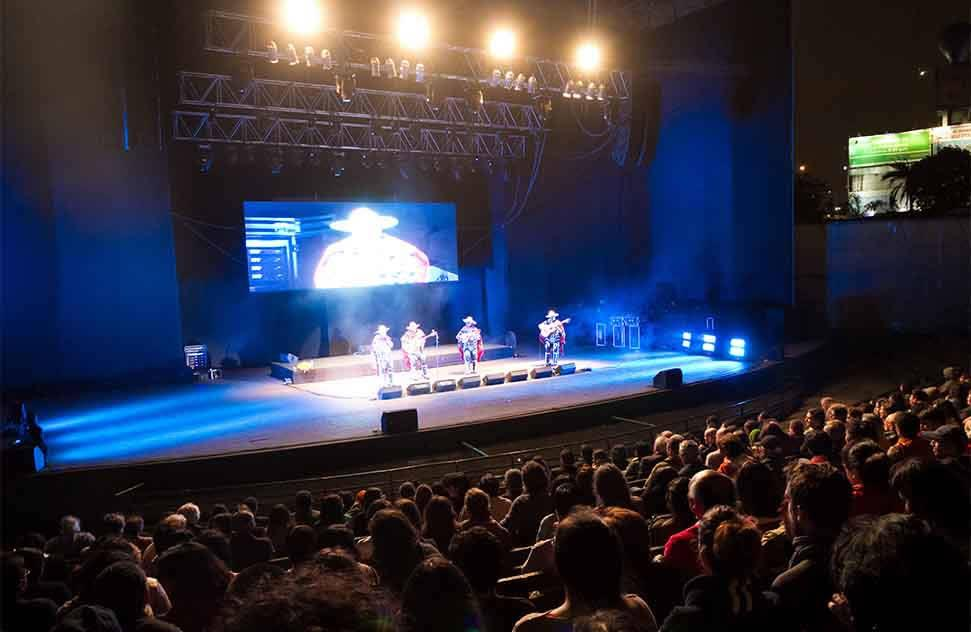 The Highlands Music Festival gathered cultural manifestations of three continents