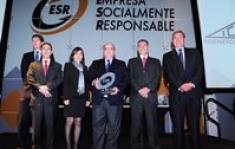 ICCGSA receives the 2013 Socially Responsible Company Award