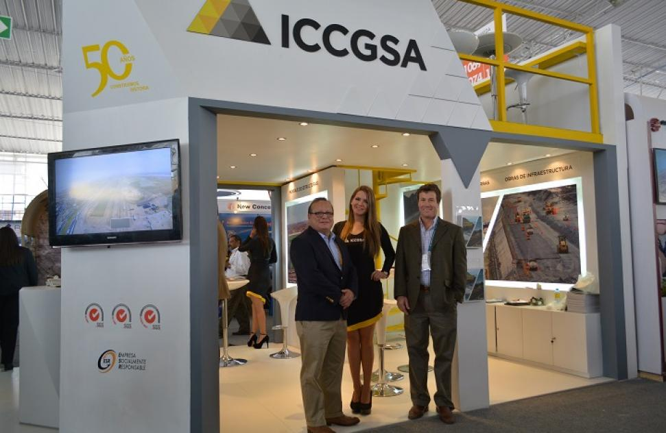ICCGSA IN THE SERVICE OF MINING SECTOR