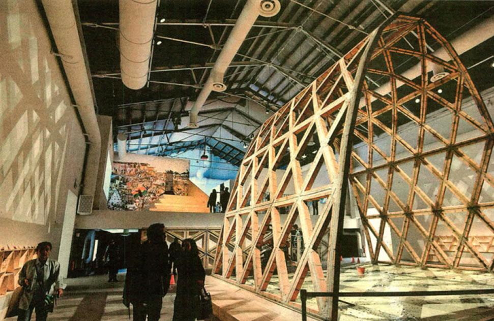 El futuro que hoy construye la Bienal de Venecia