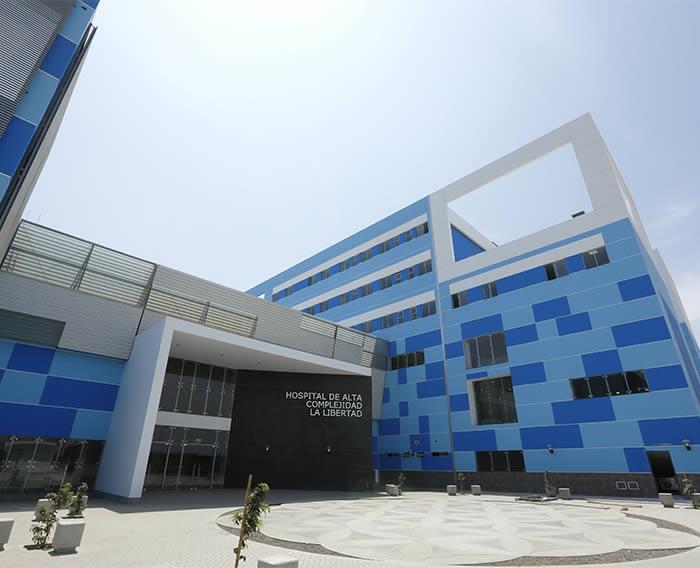 Hospital Regional de Alta Complejidad de La Libertad