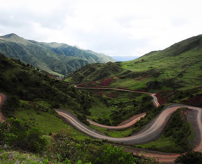 Carretera Red Vial No. 2 Cusco