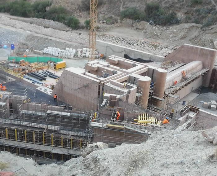 Proyecto Central Hidroeléctrica Cheves