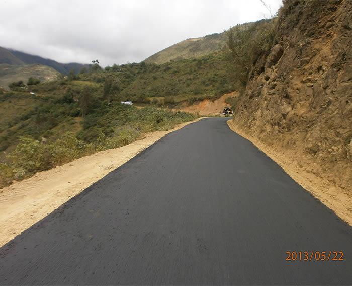 Carretera Cajamarca - Chachapoyas