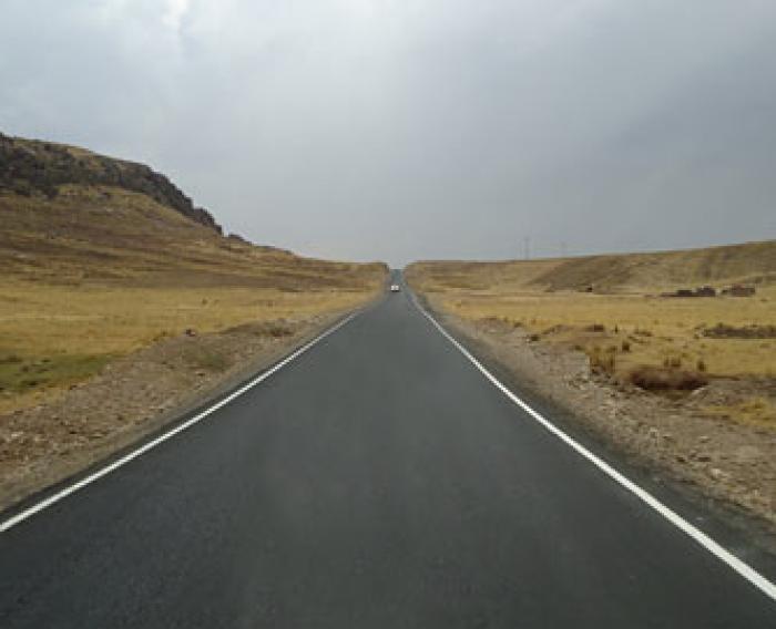 Carretera Puno