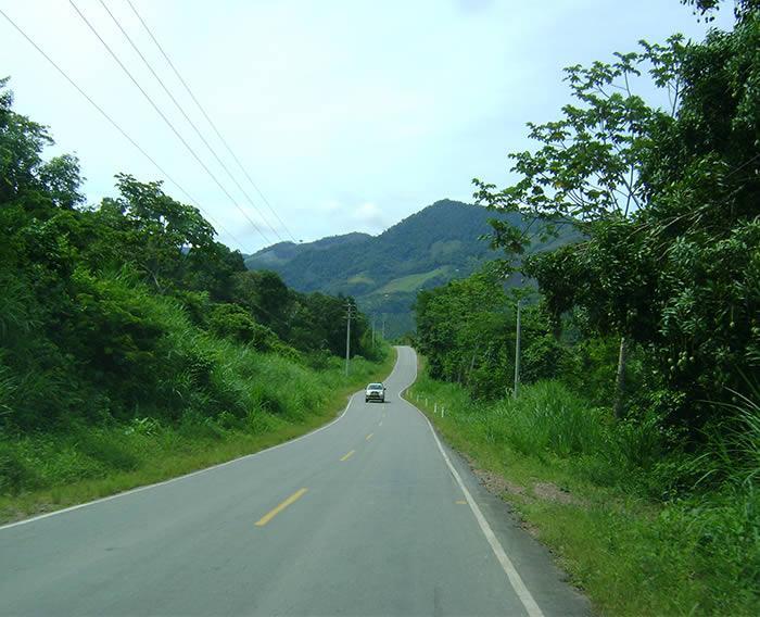 Carretera Satipo