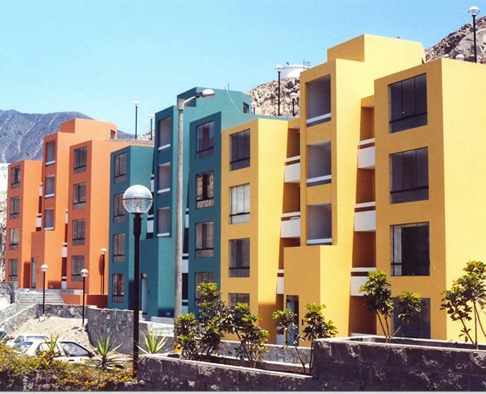Conjunto Habitacional Las Terrazas