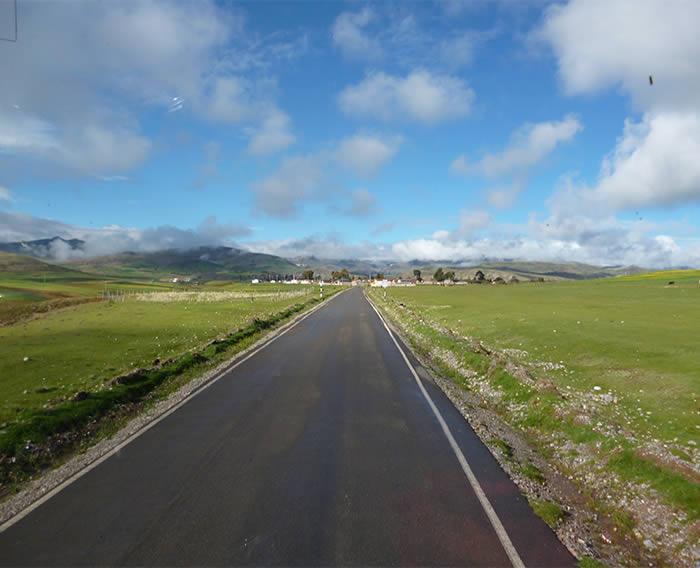 Carretera Cañete