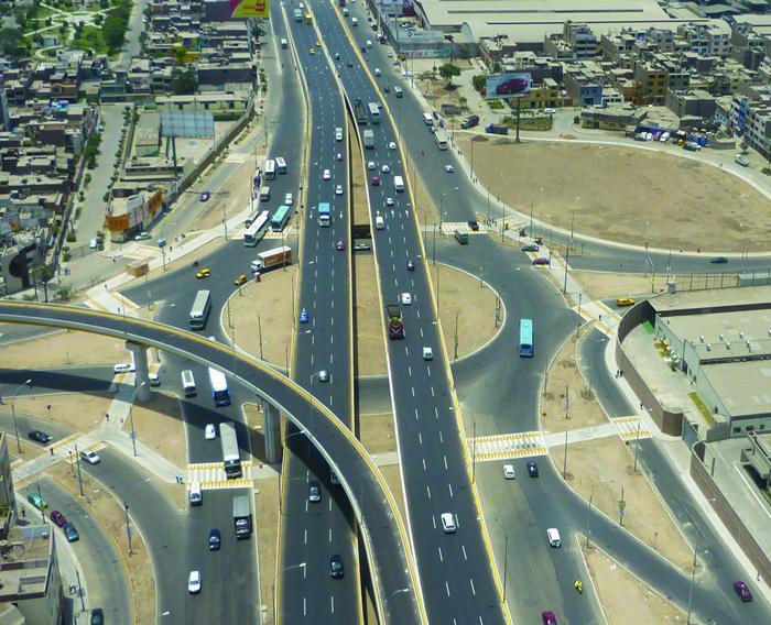 Tomás Valle Highway Interchange