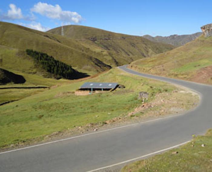 Carretera Huánuco