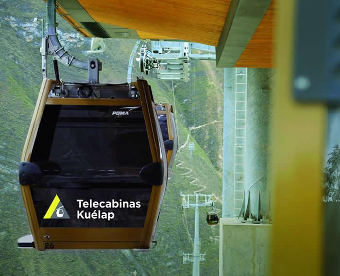 Concesión del Sistema de Telecabinas de Kuélap