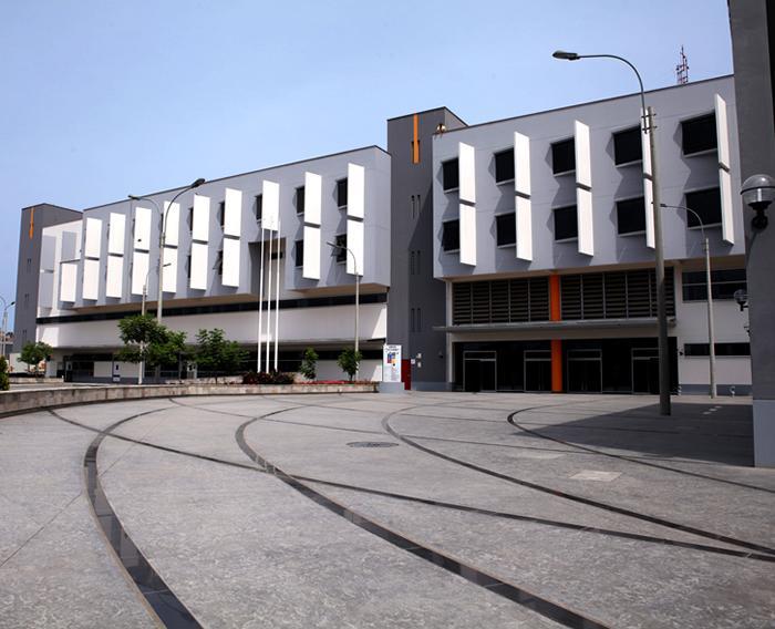 Villa El Salvador Emergency Hospital