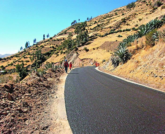 Carretera Abancay - Yauri
