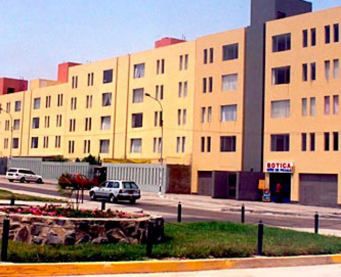 Macarena Housing Complex