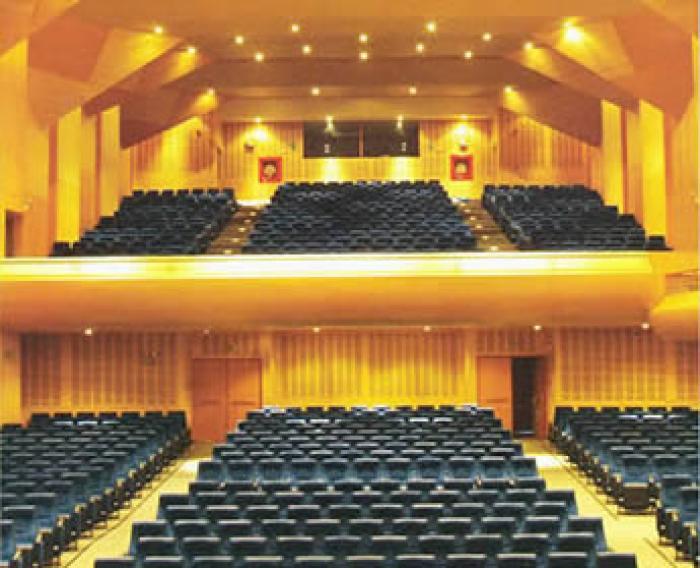 Restauración del Teatro Municipal Alejandro Granda Relayza