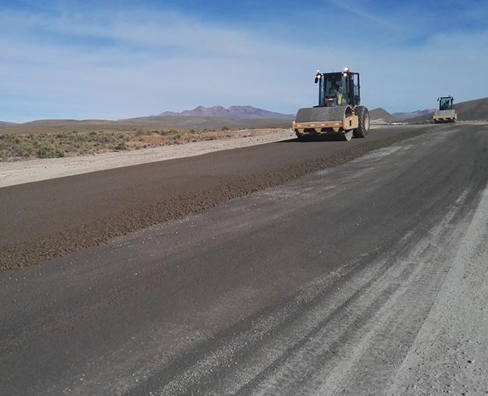 Proyecto de Integración Vial Tacna – Collpa, Tramo III